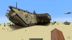 Opposite Aircraft Carrier