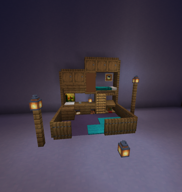 An enhanced bed design