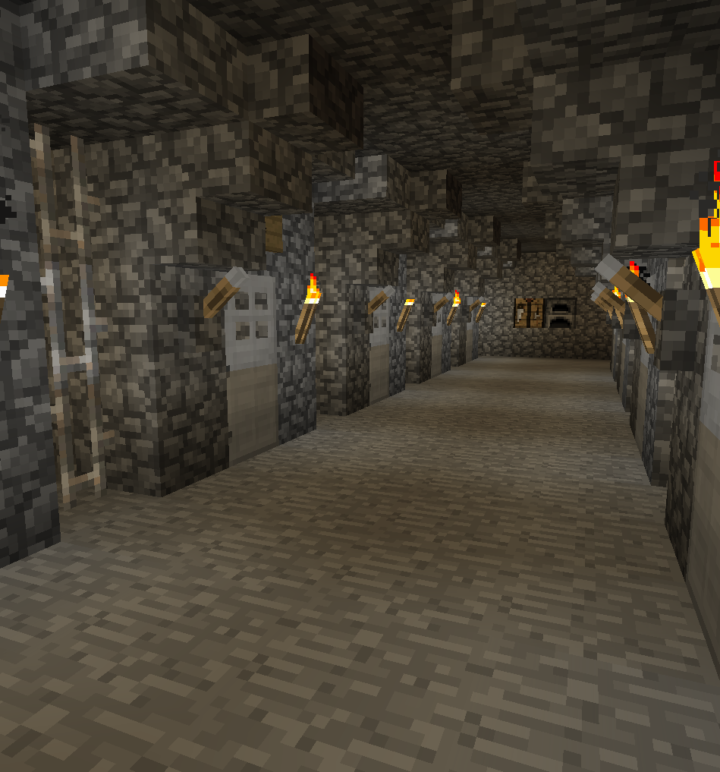 Acacia Town – Castle's Dungeon