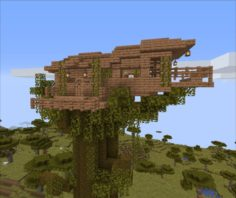 Another tree house