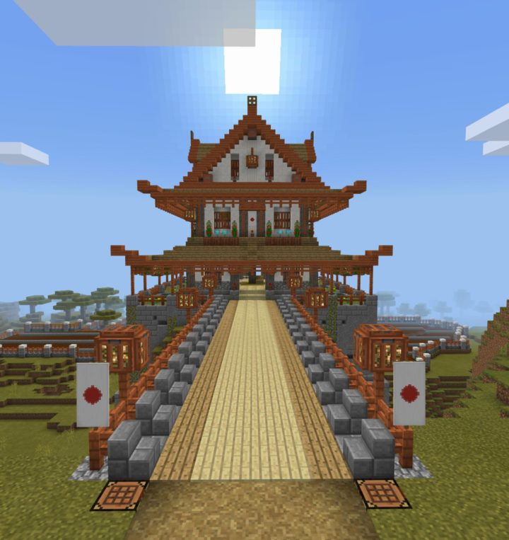 Asian Fortress