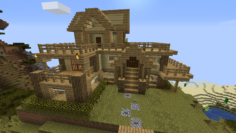 Basic Survival House