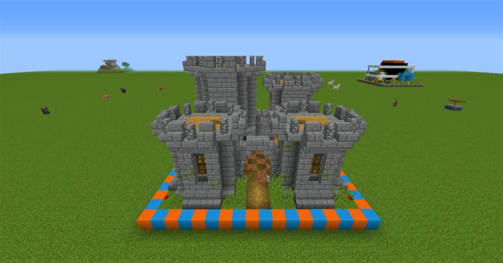 Chunk Castle