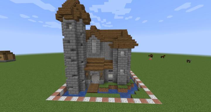 Chunk castle challenge