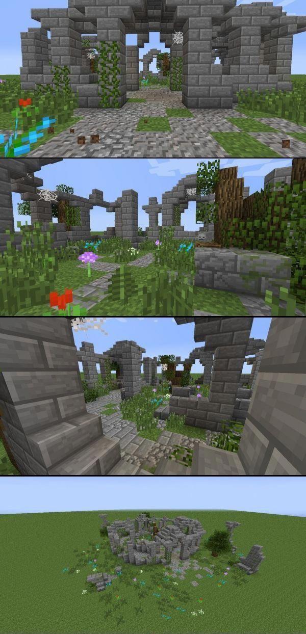 Cool ruins