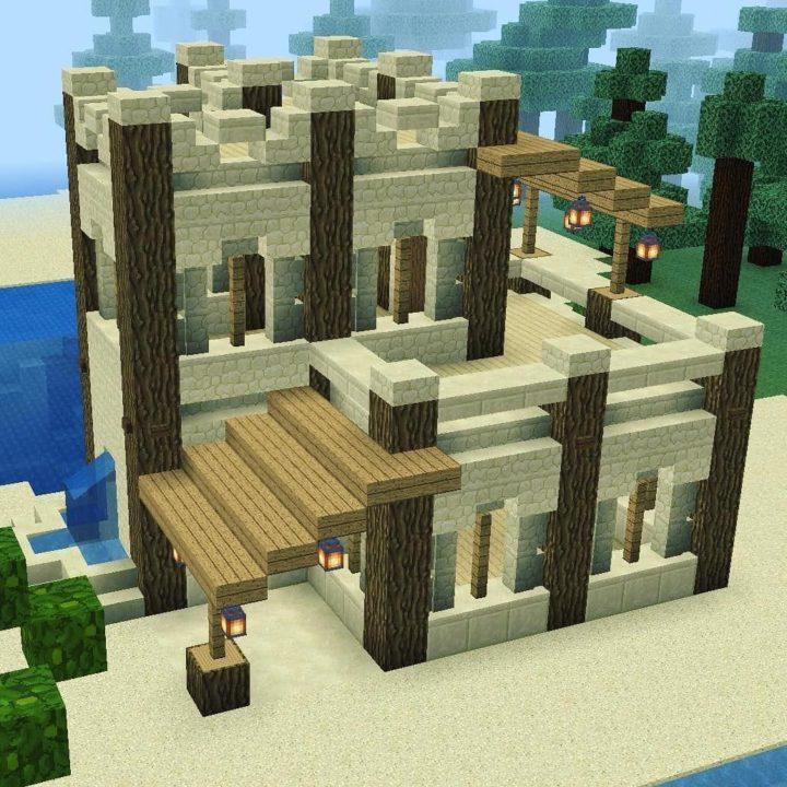 Desert survival house