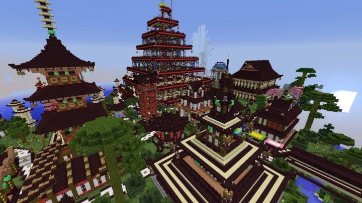Epic Oriental build