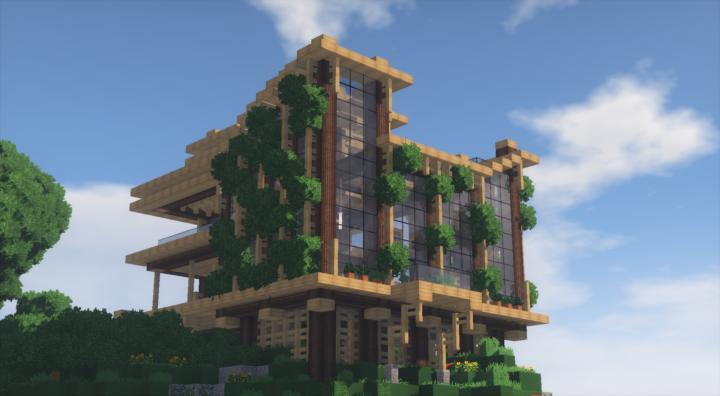 Excellent Eco House