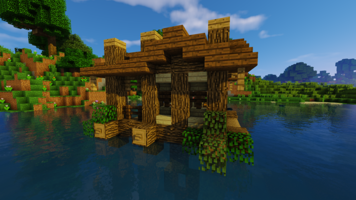 Fishing Shack