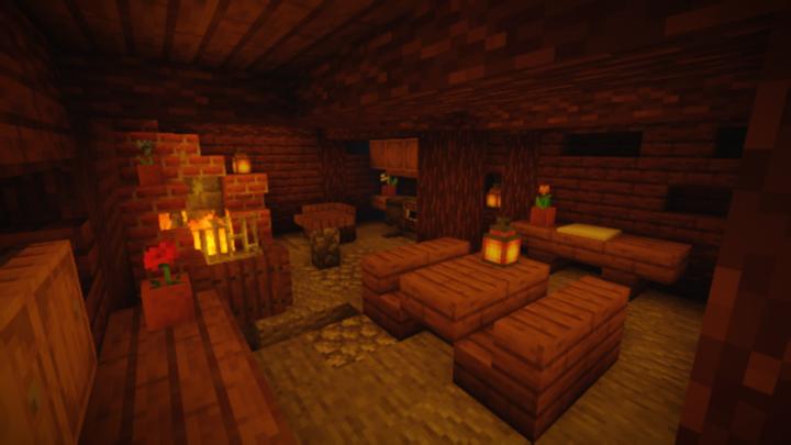 Hobbit Inspired Underground House