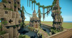 Marvelous Temple Build