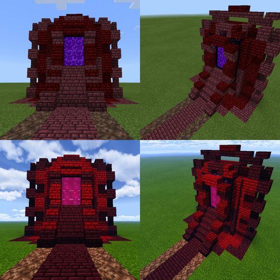 Minecraft Nether Decoration