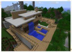Modern house idea