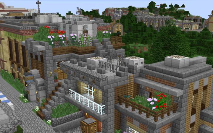 Rooftop Garden 2