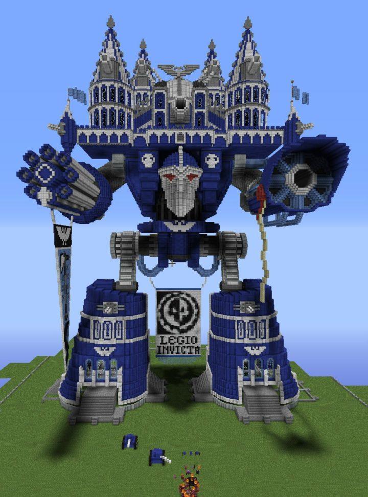 Titan W40K