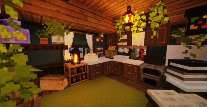 Pretty cool kitchen design
