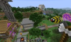Waiting for bees in Minecraft since 2011