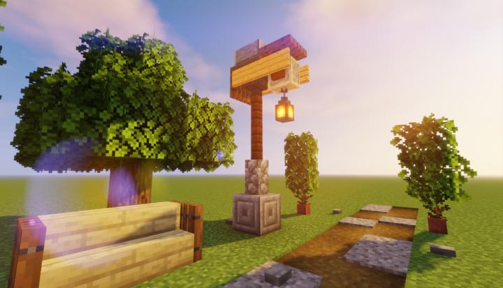 Simple Street Lamp 4