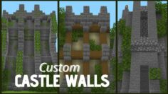 Custom Castle Walls by Cry Alpha