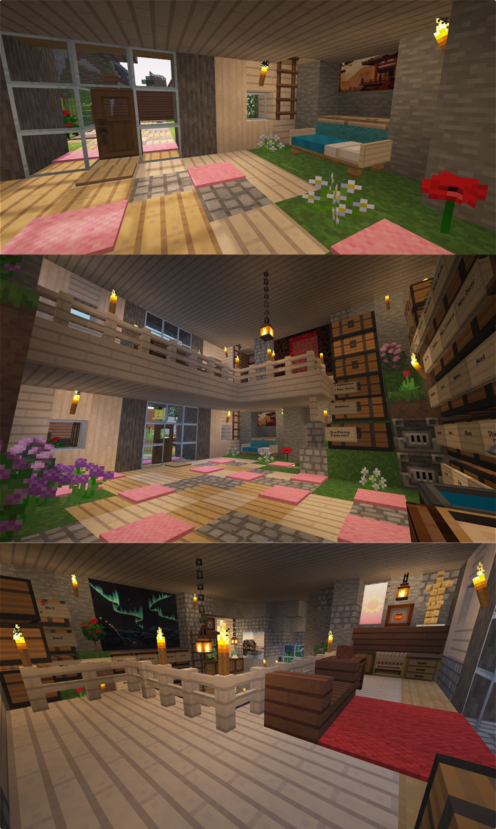 Interior and Furniture Designs