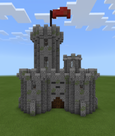 A small fortification