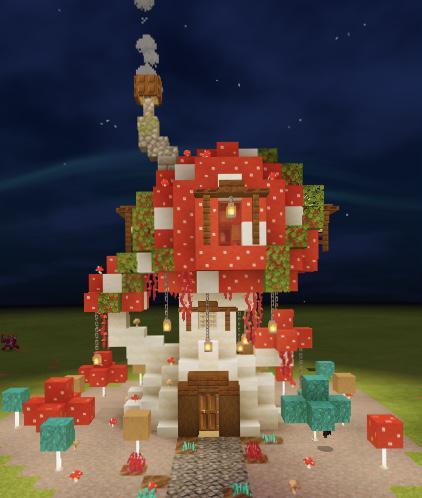 Mushroom House 2