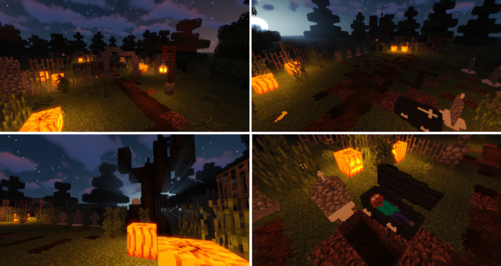 Spooky Graveyard 2
