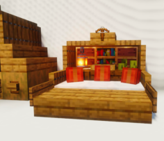 Custom sofa bed design