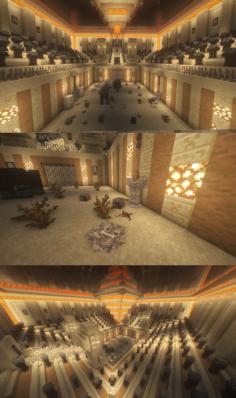 Underground Ravager Arena