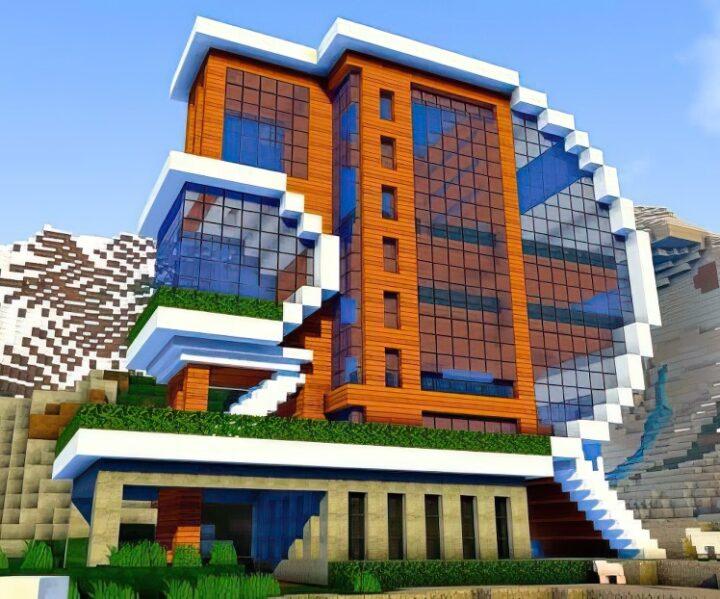 Great Modern House